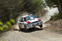 Lanark Highlands Forest Rally 2013