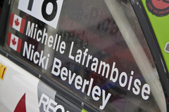 Car 18 - Michelle Laframboise, Nicki Beverley