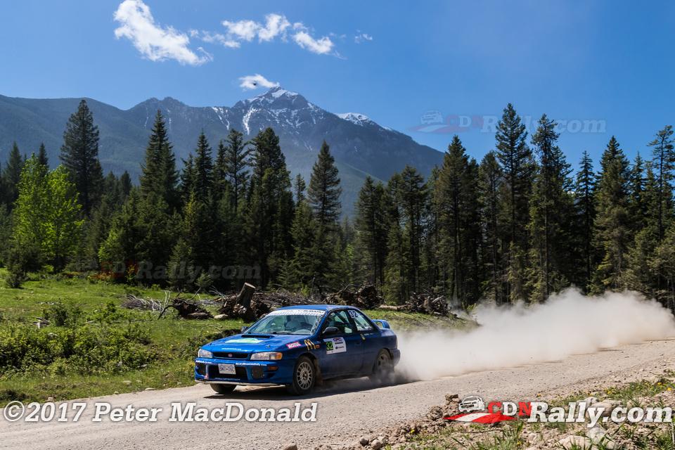 How Tall Is Dan Mullen >> Car 32 - Ferenc Busa, Pete Chadwick - Rocky Mountain Rally 2017 Photos - CDNRally.com